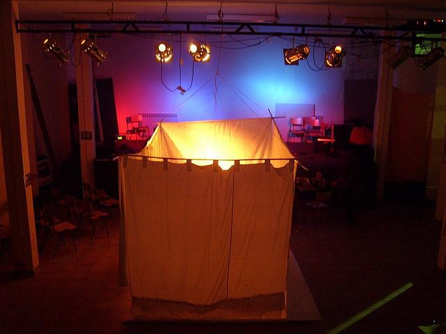 "Ninth theatre festival ""Cultural Pump Up"" started in Srebrenica"