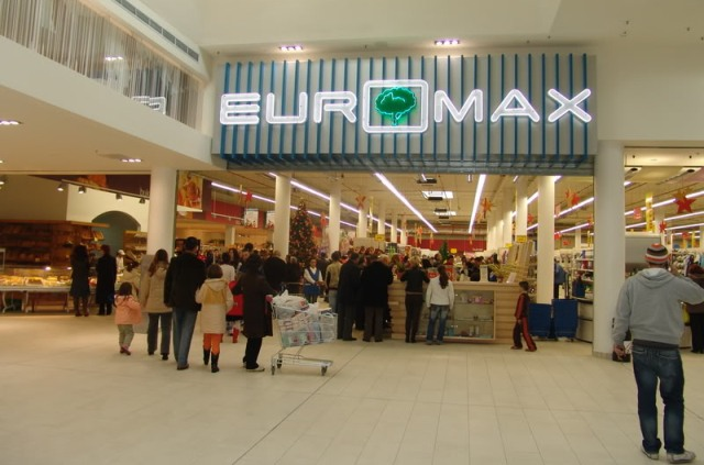 Balfin Group sells Euromax supermarket chain, realized stock transfer agreement to Marinopulos