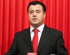 Minister of Interior Flamur Noka presses charges against Saimir Tahiri MP