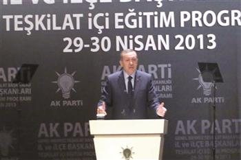 Turkish ruling party has high hopes for year of elections