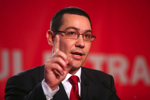 Romanian PM: Romania is stable economically, on a positive trend
