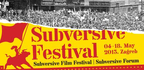 Subversive Festival in Zagreb