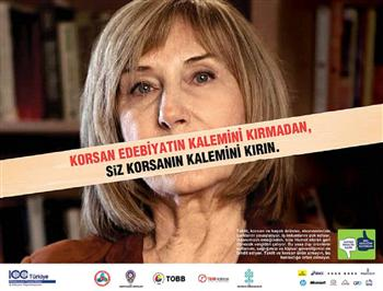 Turkish business body joins 'Fakes cost more – I buy real' campaign against piracy