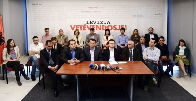 Socialist Party of Kosovo joins Self Determination Movement