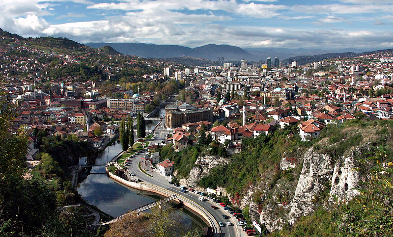 "Festival ""Himmel Uber Deutschland"" At Kino Meeting Point in Sarajevo"