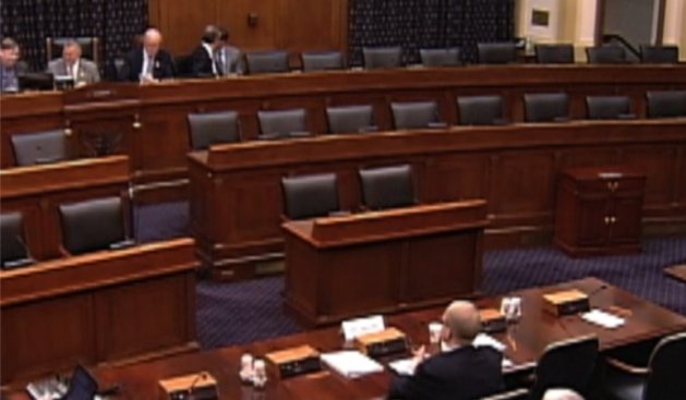 Debates take place about the Brussels accord in the US Congress