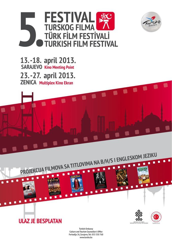After Sarajevo, Week of Turkish Films Continues in Zenica