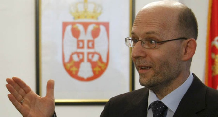Serbian citizens support the agreement with Pristina, says Ognjen Pribicevic