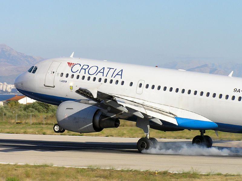 Dark clouds over Croatia Airlines