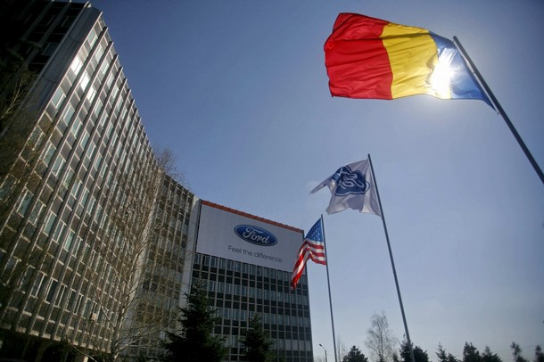 Ford Romania starts the production of the new 1.5- litre EcoBoost in Craiova