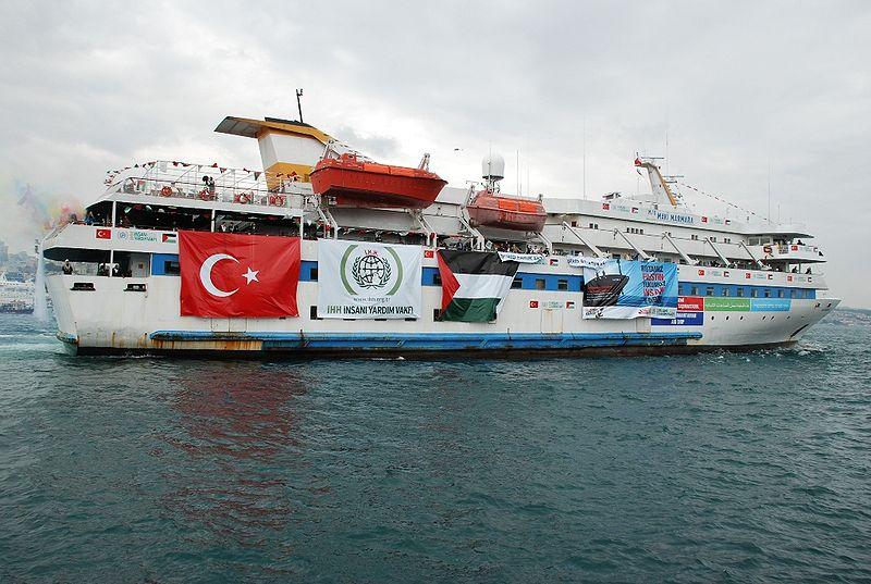 Israeli delegation in Ankara