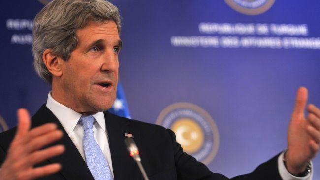 John Kerry says no to Erdogan's visit to Gaza