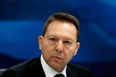 Stournaras seeks tax cuts but says drop in revenues misleading as targets being met