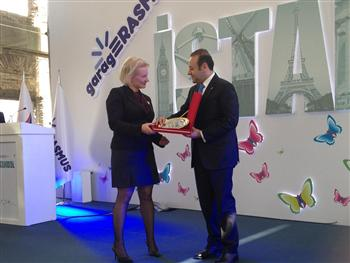 Europe's sun rises from Istanbul, Turkish EU minister says
