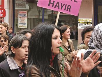 Turkish main opposition eyes panel on violence against women