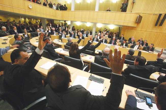 Question mark over whether parliament will sanction bailout