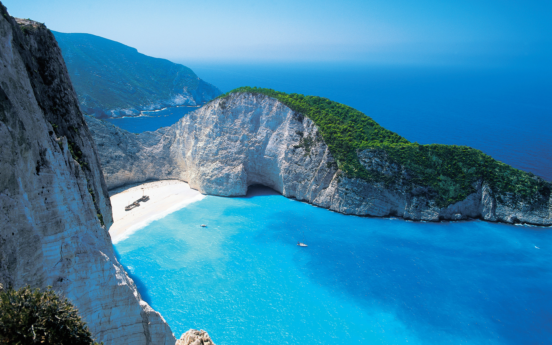 Zakynthos tourist season opens