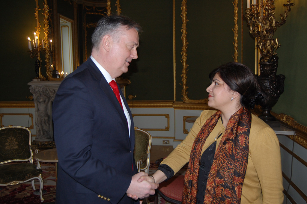 BiH Minister of Foreign Affairs Met With British State Minister in Ministry of Foreign and Commonwealth Affairs