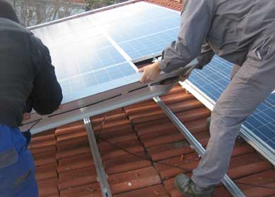 Levy planned for rooftop solar systems