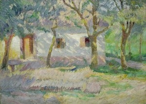 Show of Slovenian Impressionists Opens in Paris