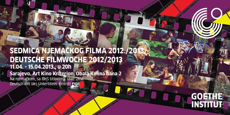 A Week of German Films Throughout BiH