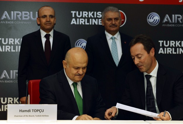 THY makes deal with Airbus