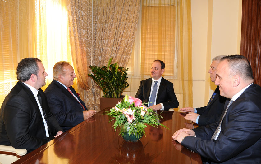 President of the World Weightlifting Federation, thanked for the World Championship in Albania