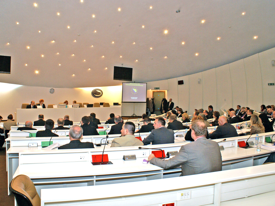 """Conference on """"Development Strategies of BiH and Experiences of the Region"""" Held"""