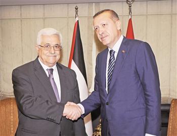 Turkish PM's Gaza trip tried to be 'legitimized'