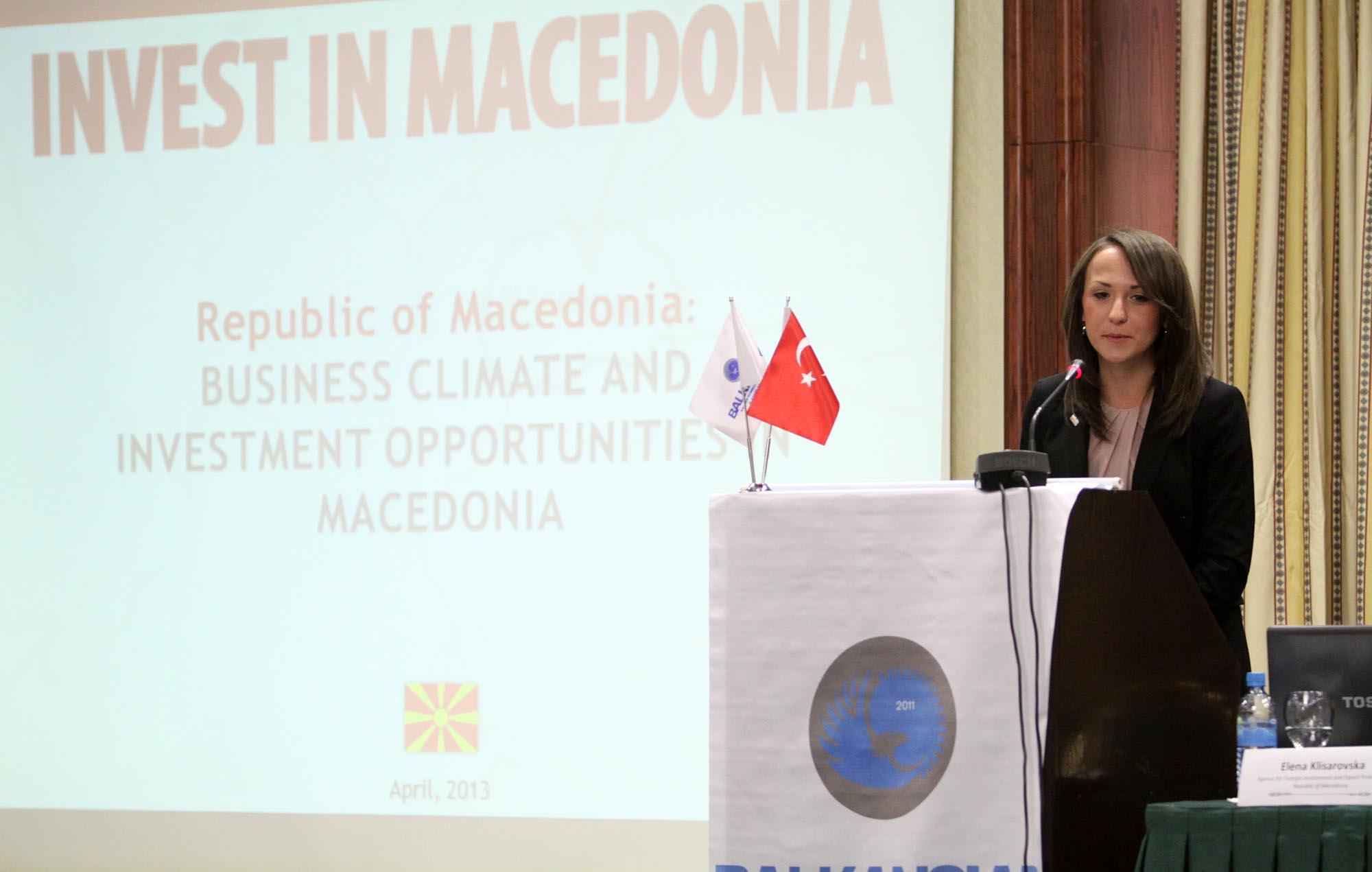 Turkish investor interested in Former Yugoslav Republic of Macedonia