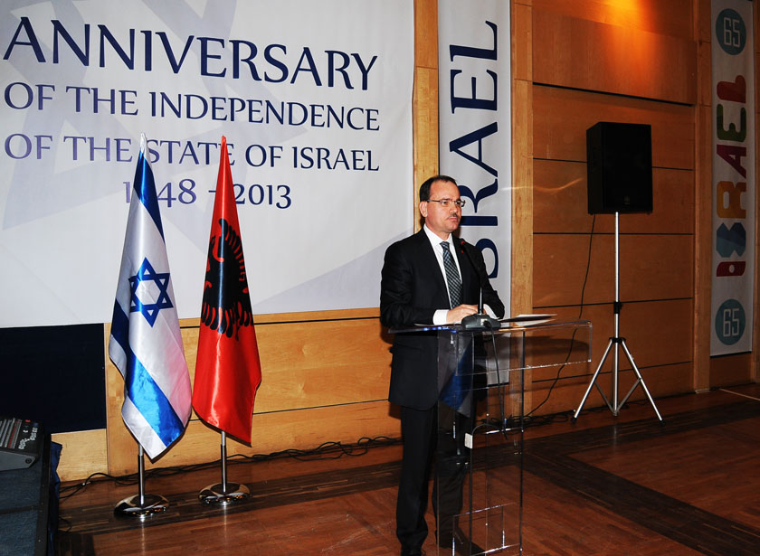 President of Albania: The relations between Albania and Israel, have been intensified