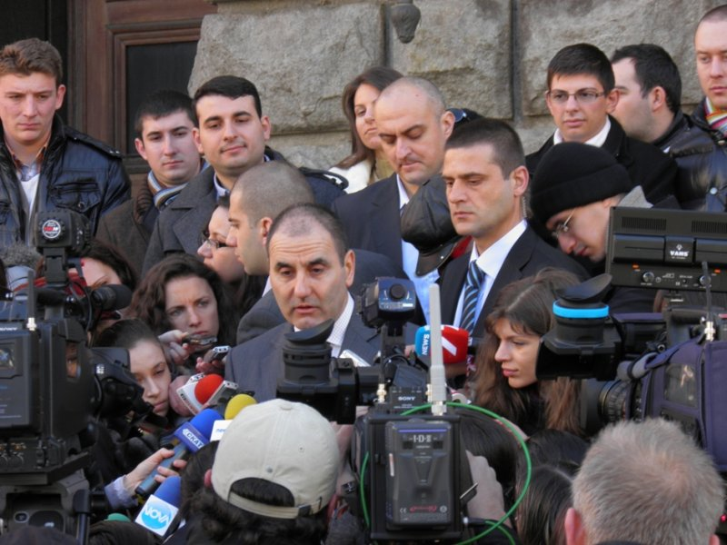Bulgaria's former ruling party hits back in eavesdropping controversy