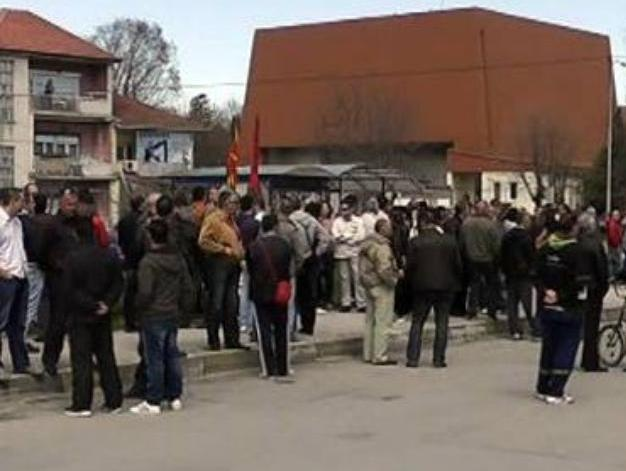FYRO Macedonians in Struga protest, refuse to recognize local election results