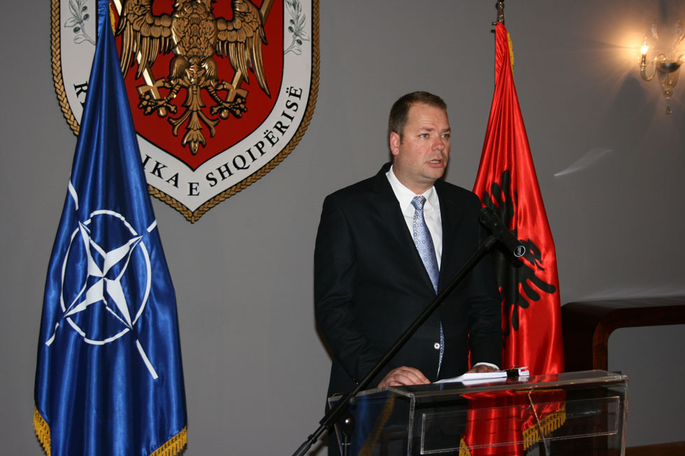 Ministry of Defense: Albania has not violated any international embargo