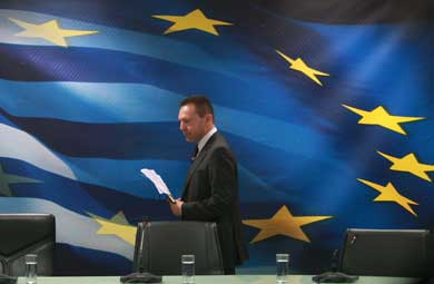 Greece has almost completed fiscal and competitiveness adjustment, says Stournaras