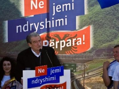 Berisha: Comrade Rama will choke on eels