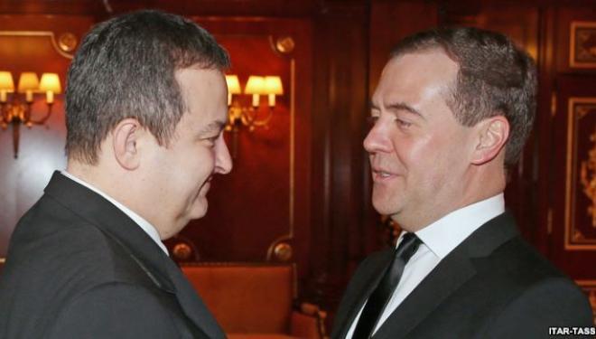 Dacic: New era in Serbia-Russia relations