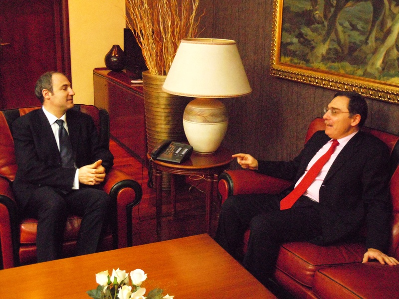 Foreign Affairs Minister says positive spirit is necessary to solve problems between Albania and Greece