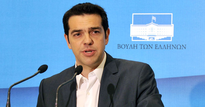 Tsipras urges PM to stop negotiating with troika and head south