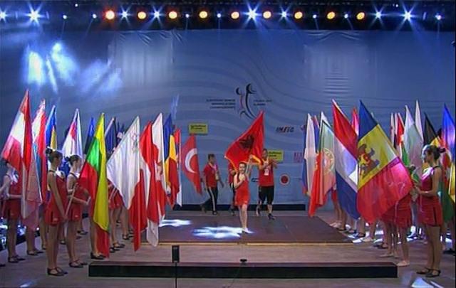 Albania hosts European Weightlifting Championship