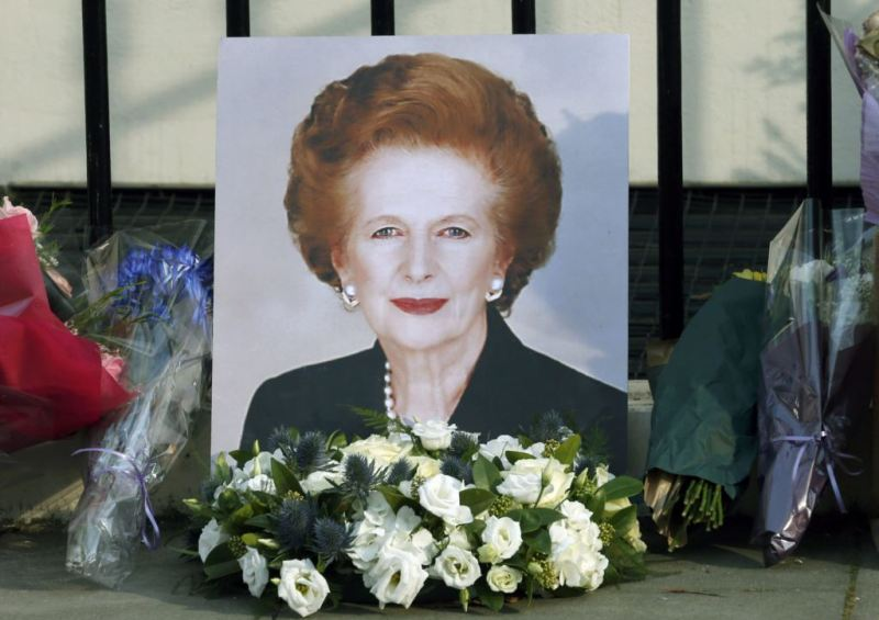Albanian Prime Minister expresses his sadness at Margaret Thatcher departing this life