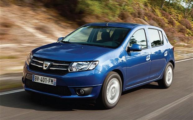 Dacia, record export of 6,000 automobiles to Algeria