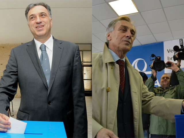 Presidential elections in Montenegro, both candidates claim victory