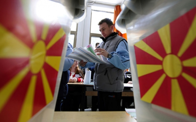 The month of political battles in FYRO Macedonia