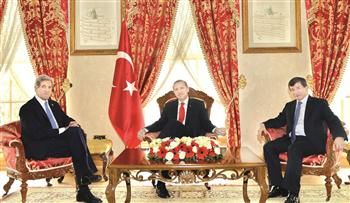 Turkey can be key to Middle East peace process: US top diplomat