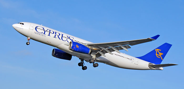 Chinese company interested in Cyprus Airways