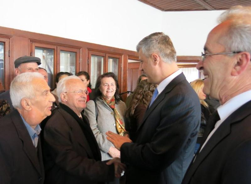 Prime Minister Thaçi: Kosovo's freedom has become reality, because of your untiring sacrifice