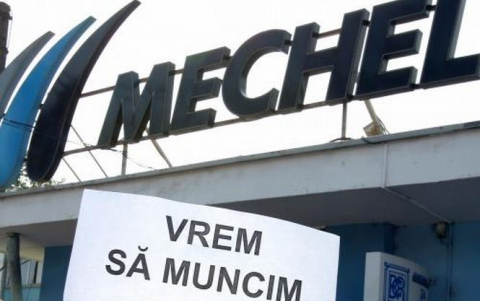 Former Mechel employees complain to the Gov't
