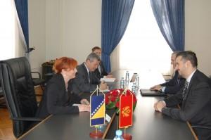 Improve cooperation of BiH and Montenegro in EU integration