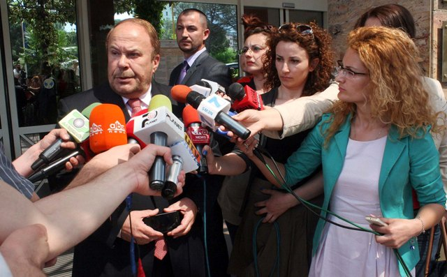 Socialist Party founder Fatos Nano says he won't return to politics